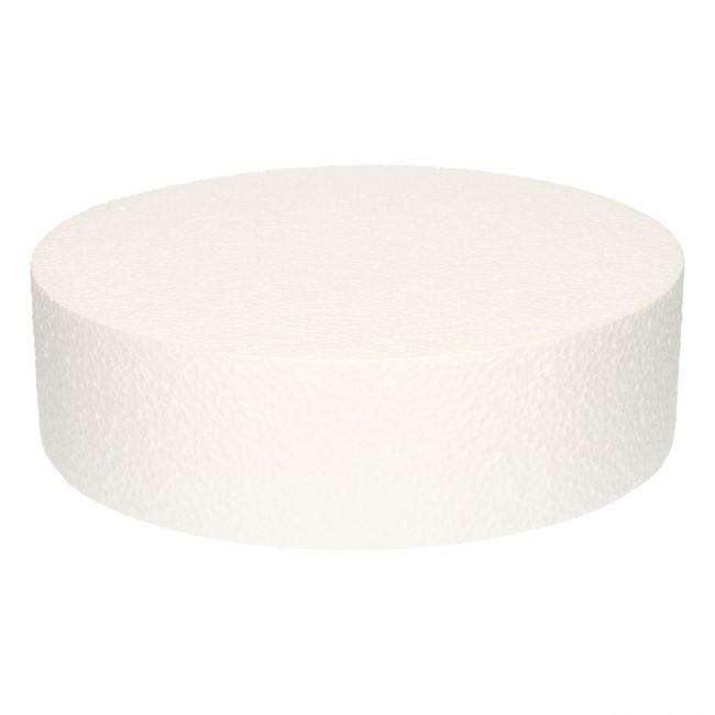 Polystyrenová atrapa na tortu 20 cm