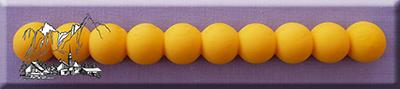 Silikonová formička reťaz gulí