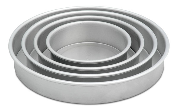 Forma kruh 356x76 mm