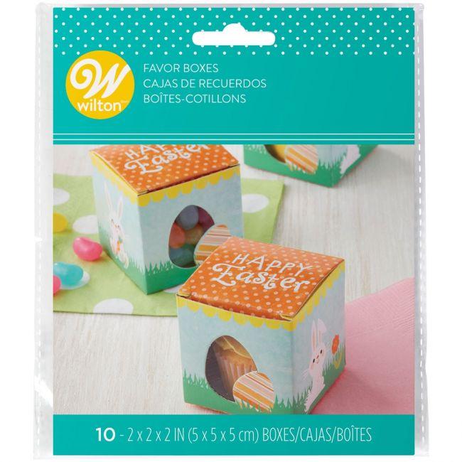 Krabičky na veľkonočné vajce 10 ks