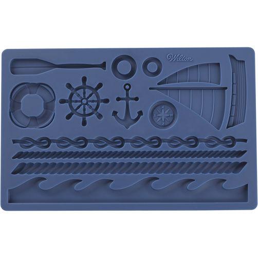 Silk. forma nautical - námornícka