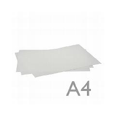 Oblátky vaflové A4 0,55 mm celý balík 100 ks