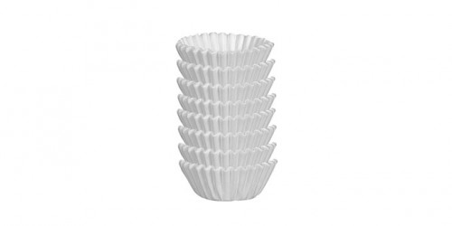Košíčky biele 5,0x3,2 cm / 1000ks