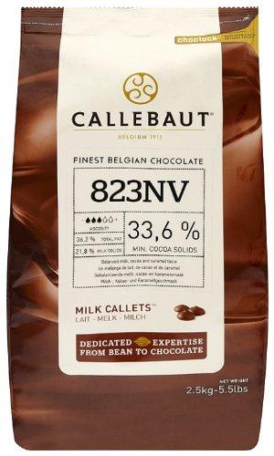 Belgická čokoláda mliečna 1 kg
