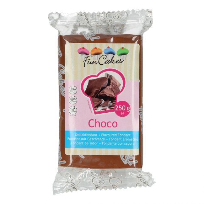 Roll fondant choco - čokoládový 250 g