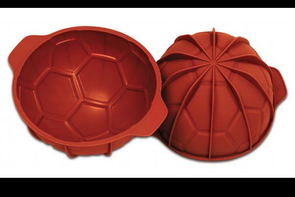 Silikonová forma futbalová lopta