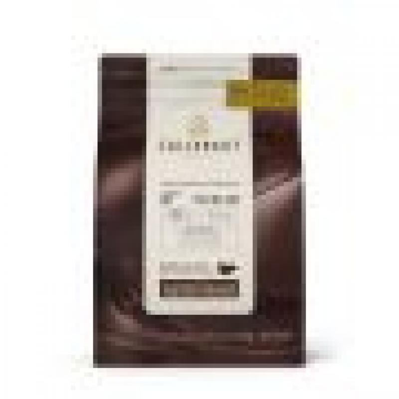 Belgická čokoláda extra horká 70,5 %