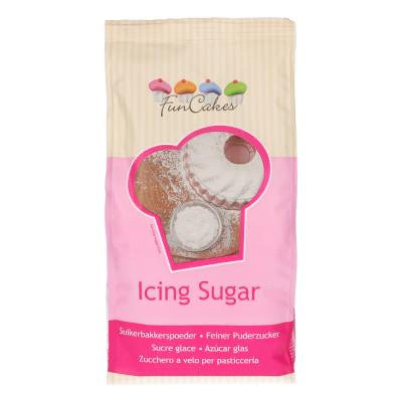 Extra jemný práškový cukor 900 g