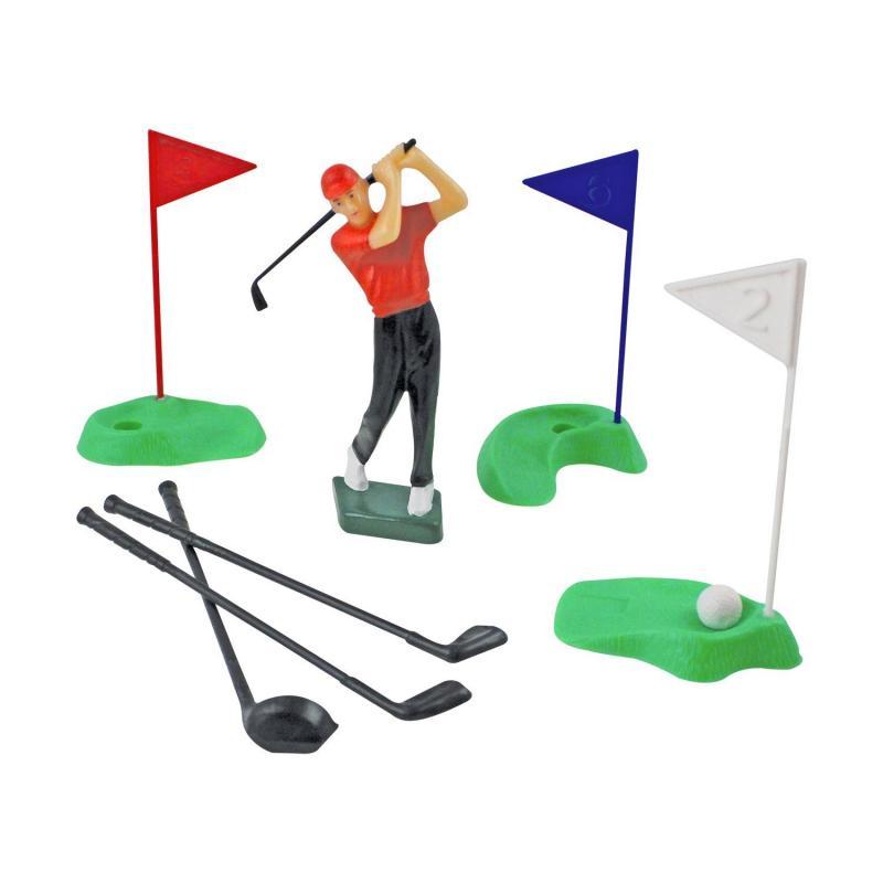 Figurka golfista